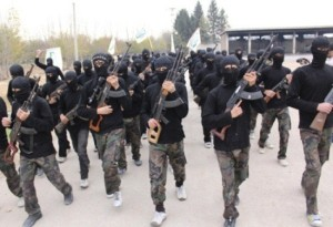 Terrorists-ISIS